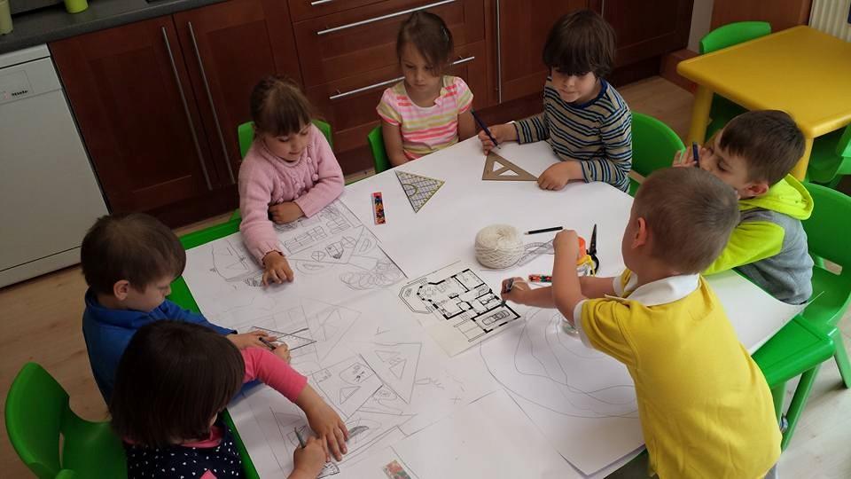 Vědecký kroužek: Kreslíme návrh domu