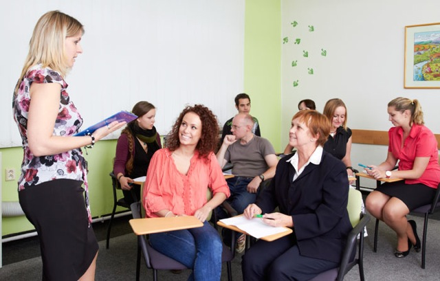 intezivní kurzy angličtiny